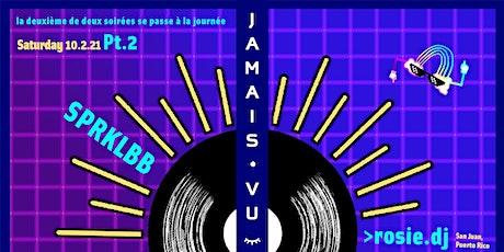 Jamais Vu 6 Year Anniversary Party (pt. deux) tickets