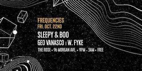 Sleepy & Boo - The Rose - free tickets