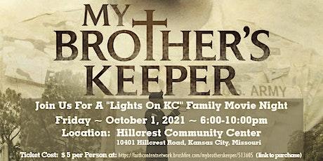 """LIGHTS ON KC"" FAMILY MOVIE NIGHTS tickets"