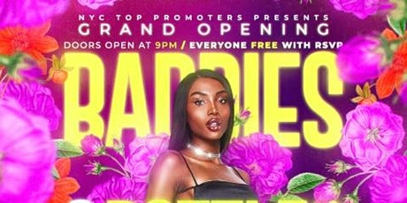 Baddies & Bottles (Glow Party)  (Sponsored by Casamigos) (FREE W/RSVP) tickets