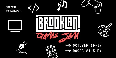 The BrookLAN Game Jam tickets