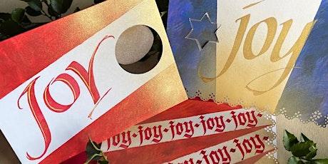 Joyful Calligraphy tickets