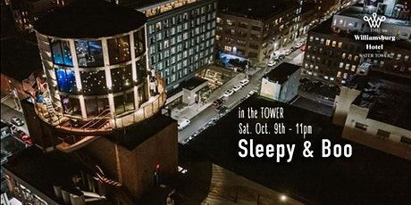 Sleepy & Boo - In the Water Tower tickets