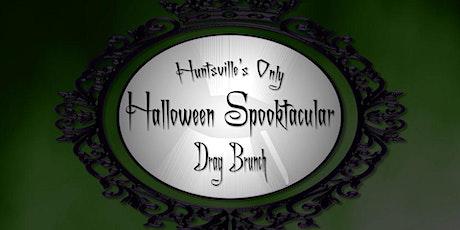 Huntsville's Only Drag Brunch - Halloween Spooktacular ( Family friendly) tickets