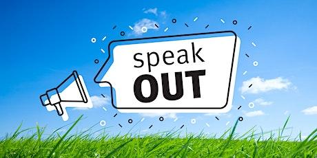 Speak Out Logan tickets