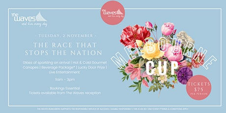 Melbourne Cup at The Waves tickets