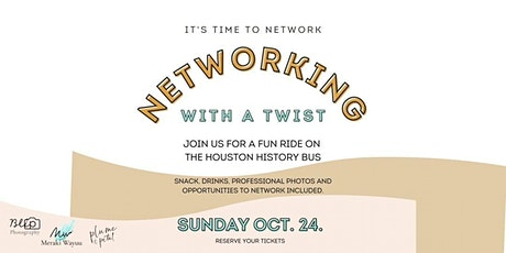 Networking with a Twist tickets