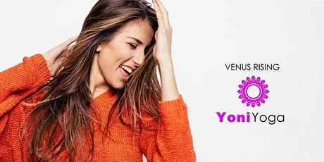 Venus Rising Yoni Yoga tickets