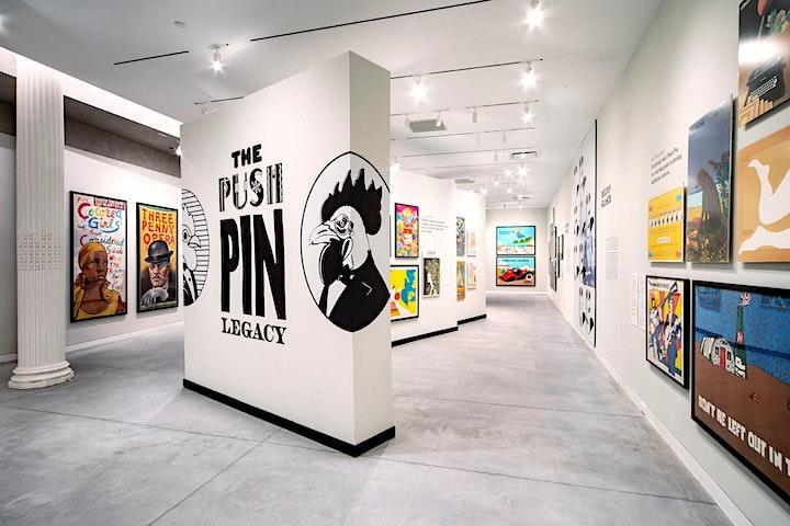 Artful Circle Pop Up: Push Pin Legacy at Poster House  - Oct 28, 11am image