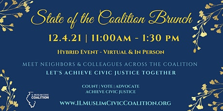 State of the Coalition Brunch 2021 tickets