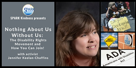 Nothing About Us Without Us: The Disability Rights Movement tickets