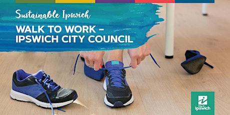 Sustainable Ipswich - Ipswich City Council - Walk to Work tickets