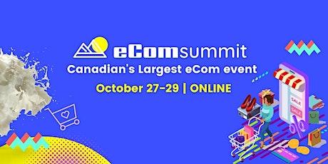eCom Summit 2021 tickets