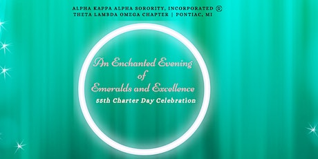 AKA Theta Lambda Omega - An Evening of Emeralds and Excellence tickets