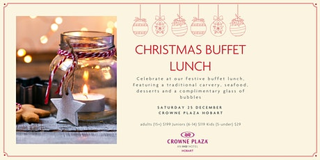 Traditional Christmas Buffet Lunch 2021 tickets