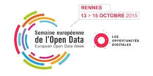 OPEN DATA WEEK 2015 - AG de l'association Open data...