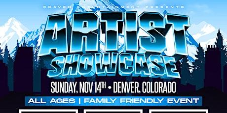 Craven Entertainment Presents: Denver Colorado Artist Showcase tickets
