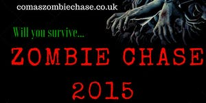 The Comas Zombie Chase 2015!