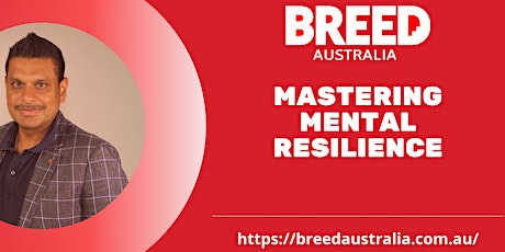 Mastering Mental Resilience tickets