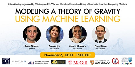 Modeling a Theory of Gravity Using Machine Learning tickets
