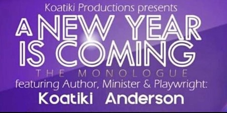 A New Year is Coming Monologue tickets