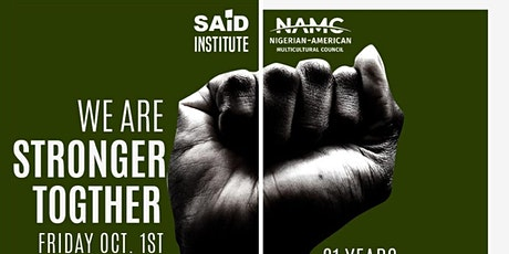 We Are Stronger Together (General Body Meeting & Independence Celebration) tickets