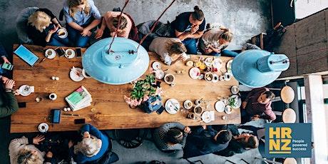 TARANAKI | HR Cafe Connect tickets