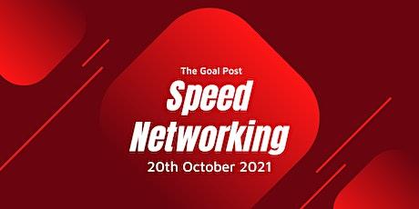 Online Speed Networking tickets