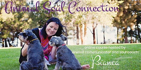 Animal Soul Connection™️ - an 8-day Animal Communication Course tickets
