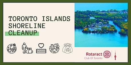 Rotaract TO Toronto Islands Shoreline Clean-up tickets