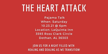 The Heart Attack tickets