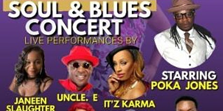 Soul and Blues tickets