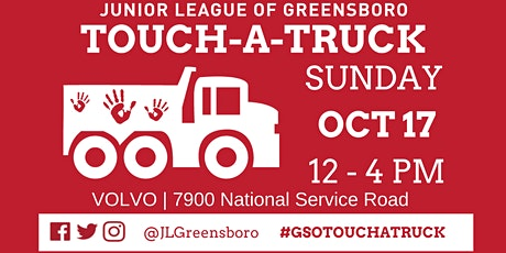The Junior League of Greensboro's 11th Annual  Touch-A-Truck tickets