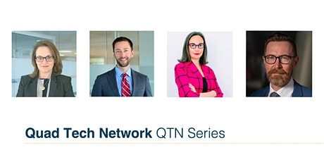 Quad Techno-Diplomacy in the Indo-Pacific | QTN Series: In Conversation tickets