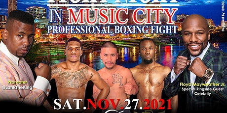 FLOYD MAYWEATHER JR  HOST  LANK THE KING NASHVILLE FIGHT AFTER PARTY tickets