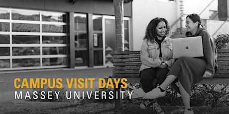 Massey University Campus Visit Day tickets