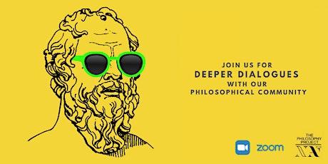Let's Talk Philosophy! tickets