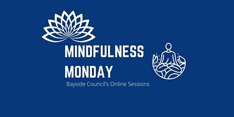 Lunch and Learn: Mindfulness Monday - Mindful Pausing tickets