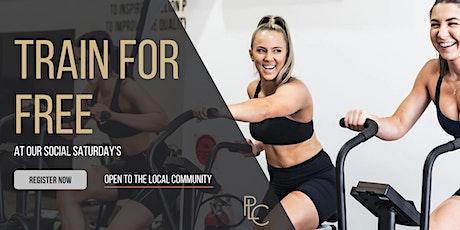Social  Saturdays - FREE community training days tickets