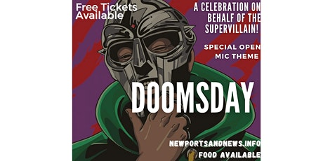 Doomsday Halloween Party tickets