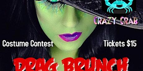 Triad Drag Brunch October 2021 tickets