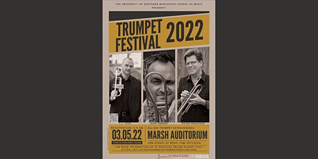 Southern Miss Trumpet Festival 2022 tickets