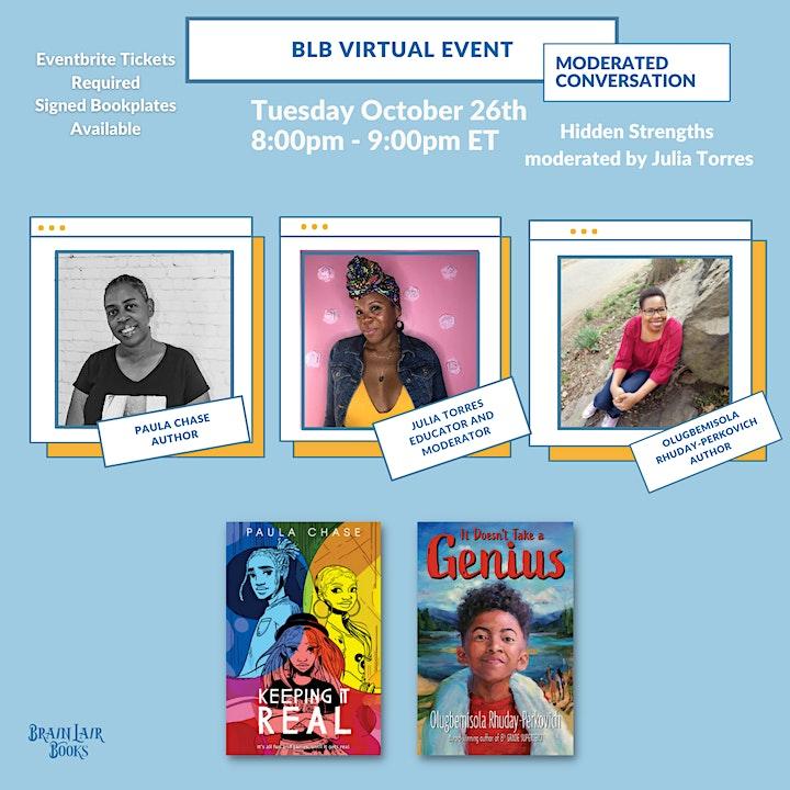 BLB Virtual Event: Hidden Strengths image