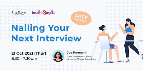 Nailing Your Next Interview tickets