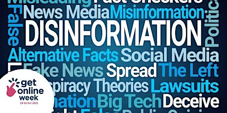 Misinformation: Making sense of everything in a digital world – Woodcroft tickets