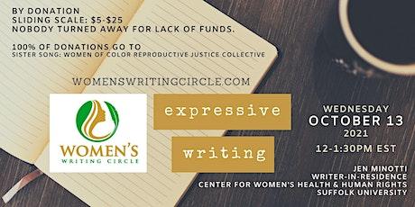 Women's Writing Circle (WWC) tickets