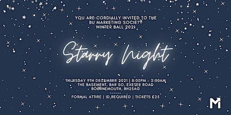 'Starry Night' Winter Ball tickets
