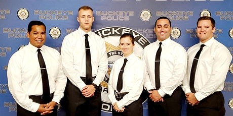 Buckeye Police Department Hiring Event: Testing and Oral Board Interviews tickets