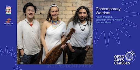 Contemporary Warriors by Alena Murang & Band tickets