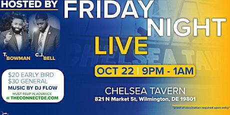 Friday Night Live! tickets